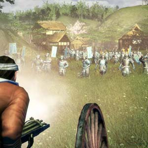 Total War Shogun 2 Fall of the Samourai Gameplay