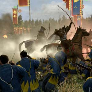 Total War Shogun 2 Fall of the Samourai HUD