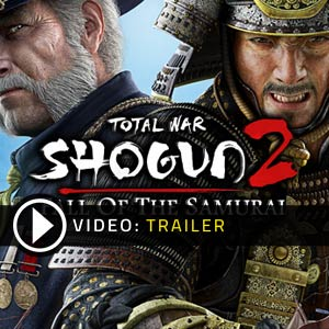 Acheter Total War Shogun 2 Fall of the Samourai Clé CD Comparateur Prix