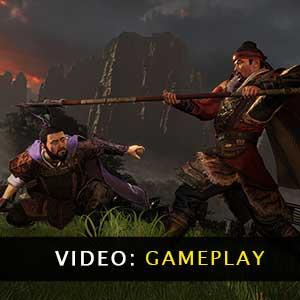 Total War THREE KINGDOMS A World Betrayed Gameplay Video