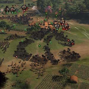 otal War THREE KINGDOMS Fates Divided Bataille