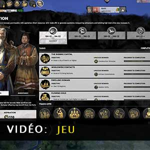 Total War THREE KINGDOMS Fates Divided Vidéo de jeu