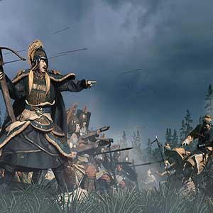Acheter Total War THREE KINGDOMS Mandate of Heaven Clé CD Comparateur Prix