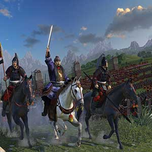 Total War THREE KINGDOMS Mandate of Heaven