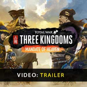 Buy Total War THREE KINGDOMS Mandate of Heaven CD Key Compare Prices