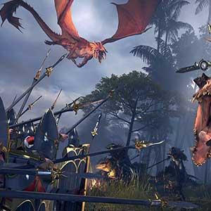 Total War Warhammer 2 Lizardmen