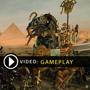 Total War Warhammer 2 Rise Of The Tomb Kings Gameplay Video