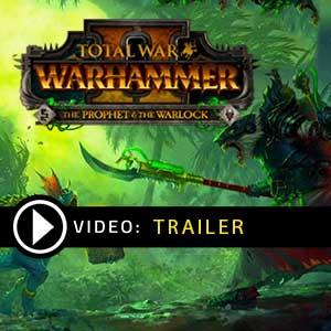 Acheter Total War WARHAMMER 2 The Prophet & The Warlock Clé CD Comparateur Prix