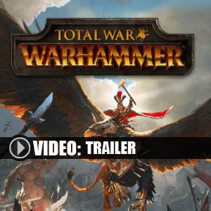 Acheter Total War Warhammer Clé Cd Comparateur Prix