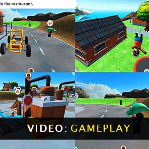 Totally Reliable Delivery Service Gameplay Video