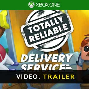 Acheter Totally Reliable Delivery Service Xbox One Comparateur Prix