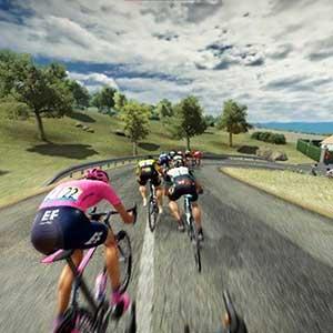 Tour De France 2021 Descente