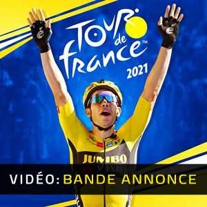 Tour De France 2021 Bande-annonce Vidéo