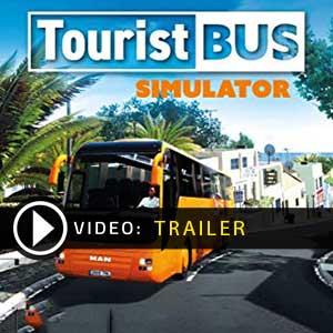 Acheter Tourist Bus Simulator Clé CD Comparateur Prix