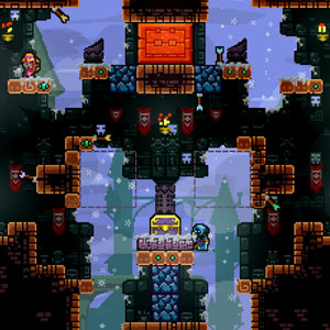 TowerFall Ascension Level