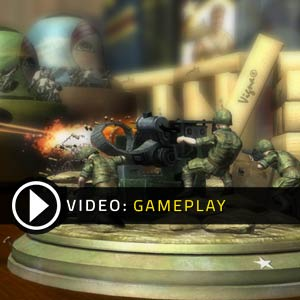Toy Soldiers Gameplay Video
