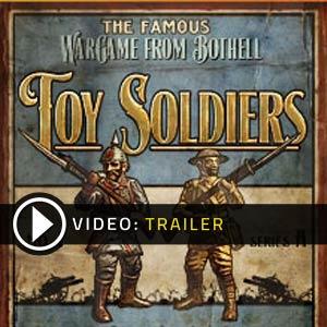Acheter Toy Soldiers clé CD Comparateur Prix
