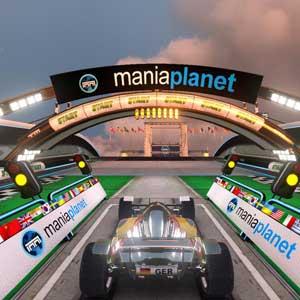 TrackMania 2 Stadium Formule 1