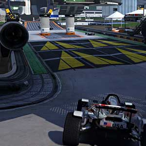 TrackMania 2 Stadium Course
