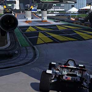 TrackMania 2 Stadium Course
