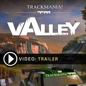 Acheter TrackMania 2 Valley clé CD Comparateur Prix