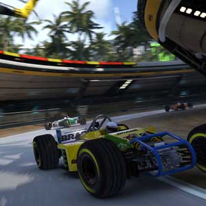 Trackmania Turbo Xbox One Course F1