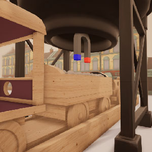 Tracks Train Set Game - Screenshot