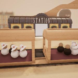 Tracks Train Set Game - Full Steam Ahead