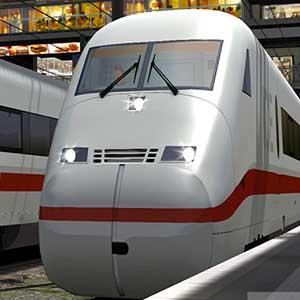 Train Simulator 2014 Gare
