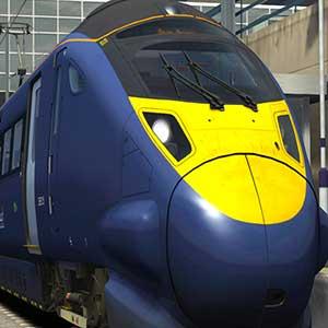 Train Simulator 2014 Train