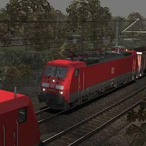 Le chemin de fer du Rhin