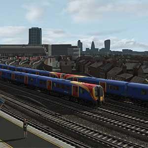 Ligne directe de Portsmouth