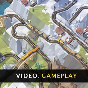 Train Valley 2 Gameplay Video