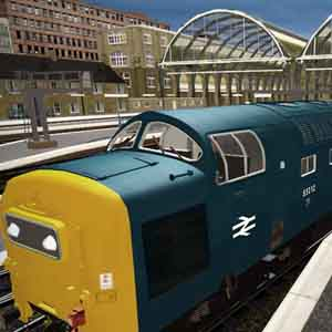 Trainz: A New Era - A la gare