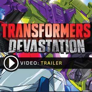 Acheter Transformers Devastation Clé Cd Comparateur Prix