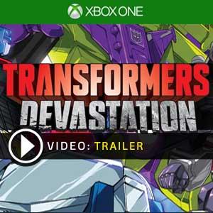 Transformers Devastation Xbox One en boîte ou à télécharger
