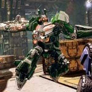 Transformers Fall of Cybertron Combat