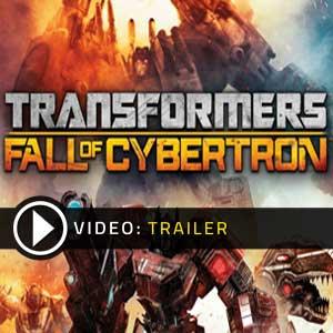 Acheter Transformers la Chute de Cybertron cle cd comparateur prix
