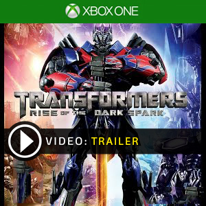 Transformers Rise of the Dark Spark Xbox One en boîte ou à télécharger