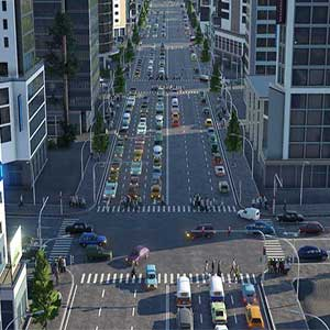 la navigation sur les voies de transport