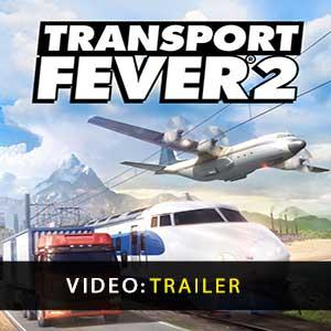 Acheter Transport Fever 2 Clé CD Comparateur Prix