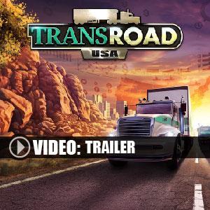 Acheter TransRoad USA Clé Cd Comparateur Prix