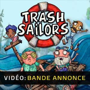 Trash Sailors Bande-annonce Vidéo