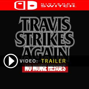 Acheter Travis Strikes Again No More Heroes Nintendo Switch comparateur prix