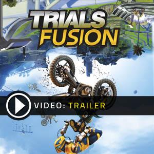 Acheter Trials Fusion Cle Cd Comparateur Prix