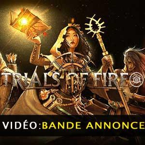 Trials of Fire Bande-annonce vidéo