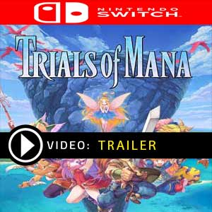 Acheter Trials of Mana Nintendo Switch comparateur prix