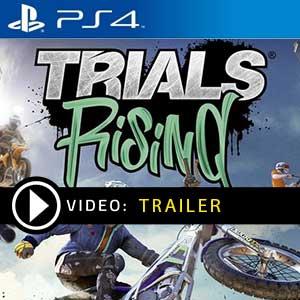 Trials Rising PS4 en boîte ou à télécharger