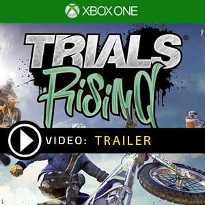 Trials Rising Xbox One en boîte ou à télécharger