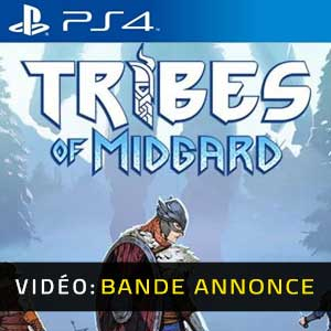 Tribes of Midgard PS4 Bande-annonce Vidéo